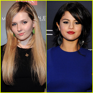 abigail breslin comes to selena gomez� defense after pink