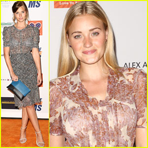 Aly & AJ Michalka Attend Race To Erase MS Gala For 7th Year In A Row