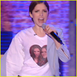 Anna Kendrick Sings Her Heart Out on 'Lip Sync Battle' Teaser - Watch Now!