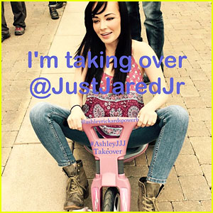 Ashley Rickards Shares Positive Message During Her JJJ Takeover