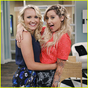 Ashley Tisdale Returns To 'Young & Hungry' Tonight!