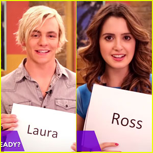 Are austin and ally dating in real life