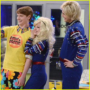 Dove Cameron & Ryan McCartan Try To Take Over the A&A Music Factory on 'Austin & Ally'