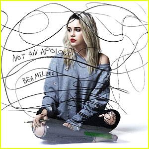 Bea Miller Debuts 'Not An Apology' Album Cover