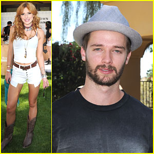 Bella Thorne and patrick schwarzenegger