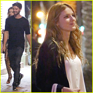 Bella Thorne Hilariously Puts Disclaimer On Hanging Out With Patrick Schwarzenegger