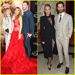 Blake Lively Brings Her Family to 'Age of Adaline' Premiere!