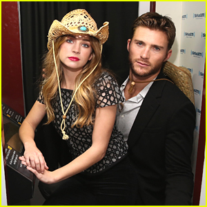 Britt Robertson & Scott Eastwood Swing By SiriusXM For 'The Longest Ride'