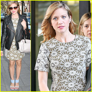 Brittany Snow May Be Entitled To 'Twerkman's Comp'