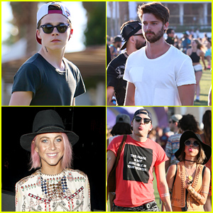 Brooklyn Beckham & More Celebs Wrap Up Coachella Weekend One!
