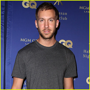 Calvin Harris Got Serious Food Poisoning Over the Weekend