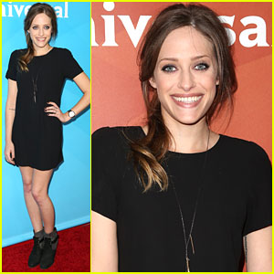 Carly Chaikin Takes 'Mr. Robot' To NBC's Summer Press Day