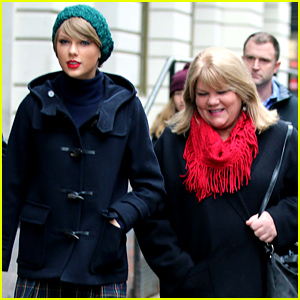 Taylor Swift's Fans & Fellow Celebs Send Love to Her Mom After Cancer Diagnosis
