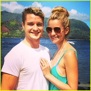 Charlie White Marries Tanith Belbin In Detroit Wedding!