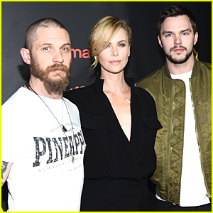 Nicholas Hoult Promotes 'Mad Max: Fury Road' at CinemaCon