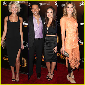 Chelsea Kane & Amy Purdy Join Corbin Bleu At 'DWTS' 10th Anniversary Special