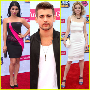 Teen Beach 2's John DeLuca Celebrates Birthday at RDMAs 2015