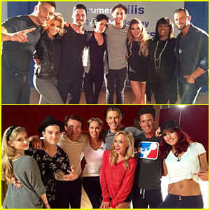'Dancing With The Stars' Teams Revealed -- See the Pics & Songs!