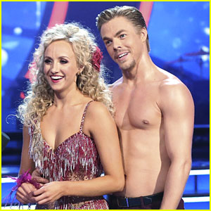 Derek Hough Talks About Team Houghkin's Next Dance on 'DWTS' - Argentine Tango!