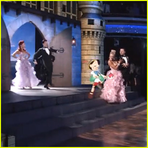 'Dancing With the Stars' Does Disney Week - Watch the Opening Number Now!