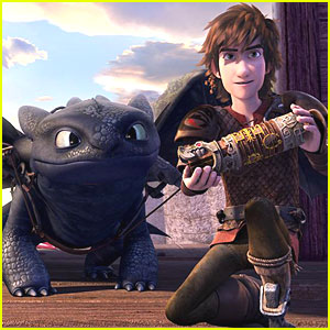 Dreamworks Announces 'Dragons: Race To The Edge' Coming To Netflix in June