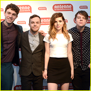 Echosmith Drop 'Bright' Lyric Video While In Germany For European Tour