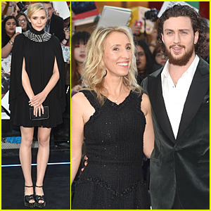 Aaron Taylor-Johnson & Wife Sam Just 'Instinctively Gel' With Each Other