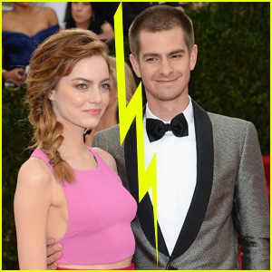 Andrew Garfield & Emma Stone Reportedly Take a Break