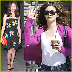 Emmy Rossum Addresses 'Pretty Woman' Musical Rumors - Watch Now!