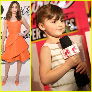 Emmy Rossum Is A Mattel Barbie Shero!