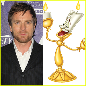 Ewan McGregor Is In Final Negotiations For 'Beauty & the Beast'