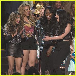 Fifth Harmony Win BIG at Radio Disney Music Awards 2015
