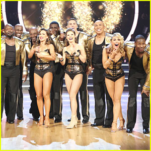 Football Pros Return To 'Dancing With The Stars' For 10th Anniversary Special - See The Pics!