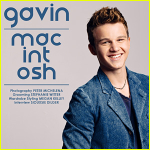 The Fosters' Gavin MacIntosh Doesn't Focus on Negativity