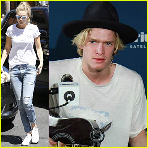 Cody Simpson Covers 'Four Five Seconds' - Watch Here!