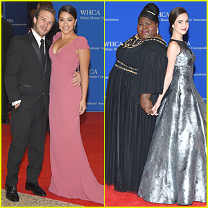 Gina Rodriguez Looks Pink & Hot at White House Correspondents� Dinner 2015