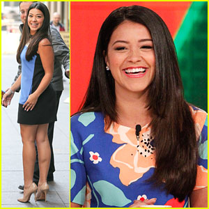 Gina Rodriguez Takes New York City By Storm; Promotes 'Beauty From Within' Mantra