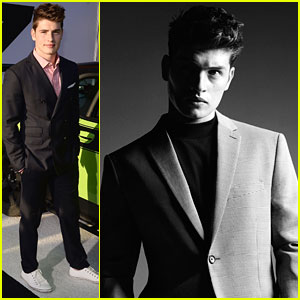 Gregg Sulkin Doesn't Really Like Tea, But Is 'Addicted' To Chocolate Chip Cookies