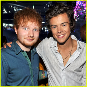 Ed Sheeran Talks Candidly About Harry Styles' Private Parts