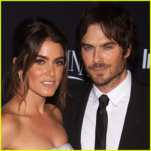 Ian Somerhalder & Nikki Reed Got Married!!!