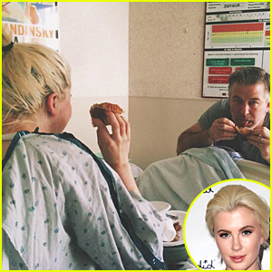 Ireland Baldwin Gives Us Update From Rehab