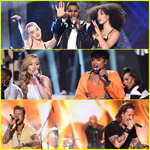 Jason Derulo & Iggy Azalea Perform For Billboard Night on 'American Idol' - Watch Here!