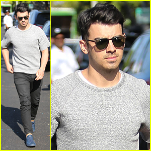 Joe Jonas On One Direction's Band Shake Up: 'It's Not Easy'