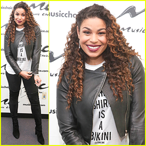 Jordin Sparks Signs Up For 'Nick Cannon Presents: Wild �N Out'