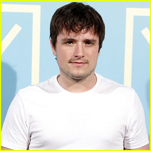 Josh Hutcherson Travels to Spain for Girlfriend Claudia Traisac's Play Premiere
