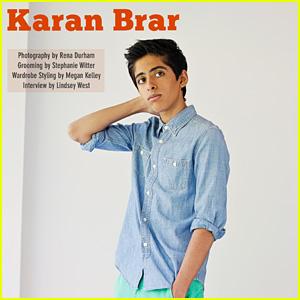 Karan Brar Reveals His Favorite 'Jessie' Scene