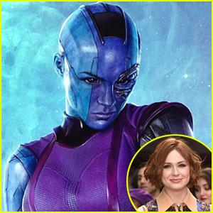 Karen Gillan Will Return As Nebula in 'Guardians Of The Galaxy' Sequel