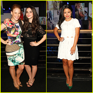 Katie Leclerc & Vanessa Marano Drop Switched At Birth 'Pregnancy' News At ABC Family Upfronts