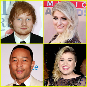 Ed Sheeran & Meghan Trainor Announced as Billboard Music Awards 2015 Performers