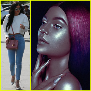 Kylie Jenner Defends Controversial Blackface Photos: They Were Black & Neon Lights!